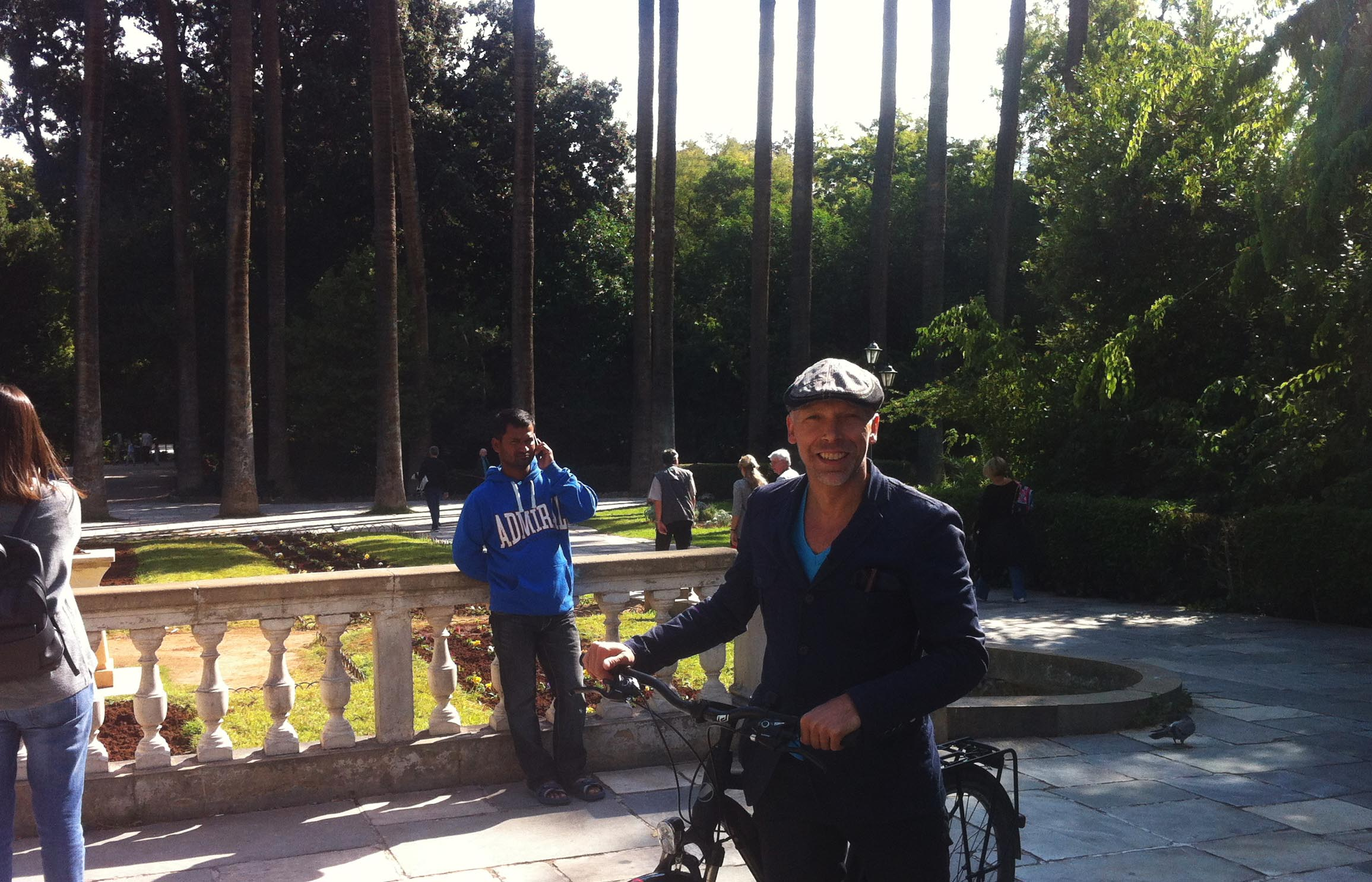 City Highlights Bike Tour photo - Zappeion