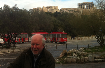 City Highlights Bike Tour photo - Temple of Olympian Zeus
