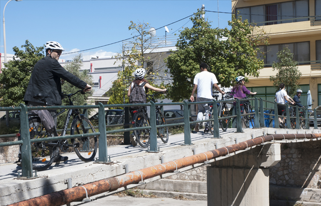 City to Sea Bike Tour photo - Kallithea